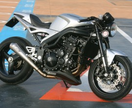 "Speed Triple ""Pyt Bike"""